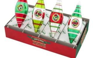 Christopher Radko Shiny Brite Ornaments