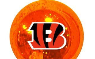 Cincinnati Bengals Christmas Tree Ornaments