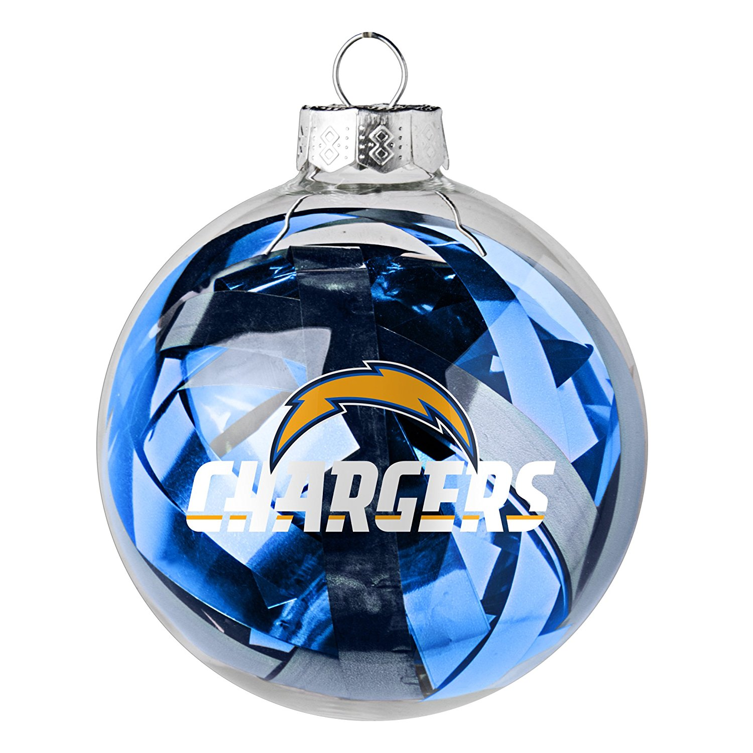 San Diego Chargers Christmas Ornaments: Oakland Raiders Christmas Tree Ornaments