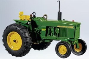 John Deere Christmas Ornaments