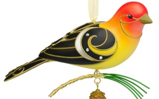 Hallmark Beauty of Birds Ornament Series