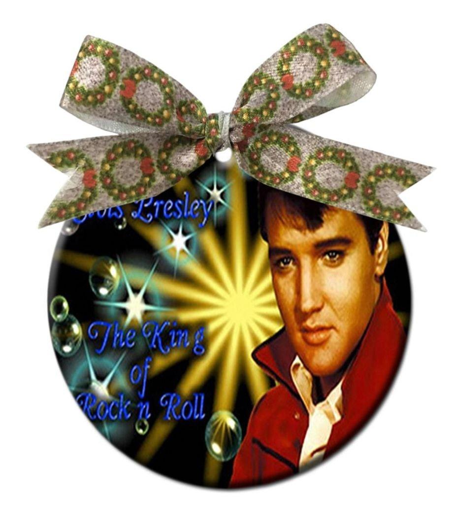 elvis presley christmas ornaments 1jpg
