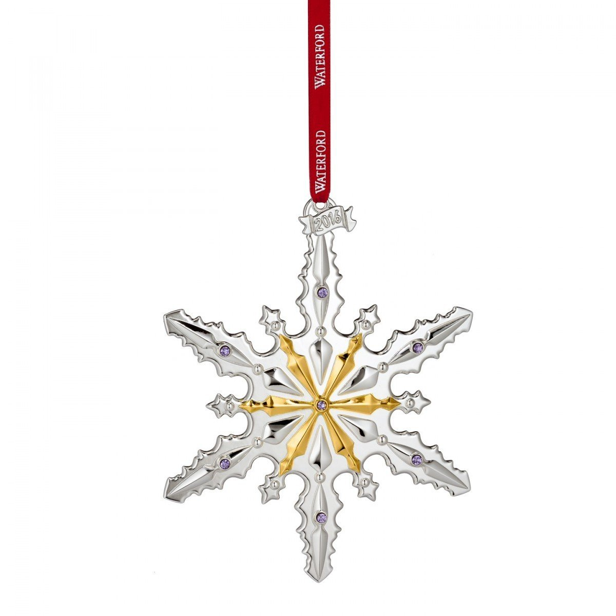 Reed /& Barton LX575 27th Edition Lunt Annual Sterling Snowflake