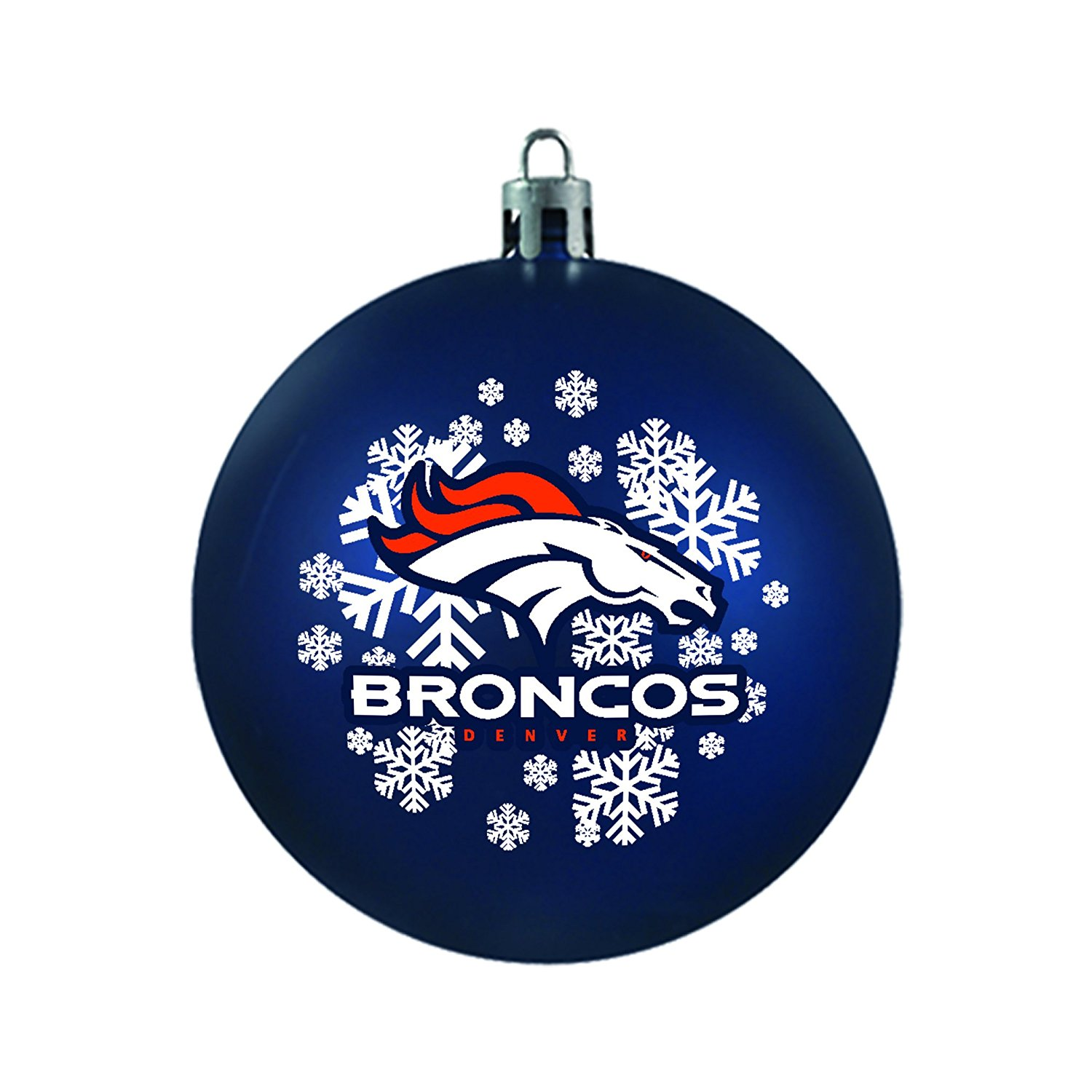Denver Broncos Christmas Tree Ornaments Christmas Ornament Shop