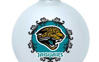 Jacksonville Jaguars Christmas Tree Ornaments