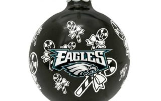 Philadelphia Eagles Christmas Tree Ornaments
