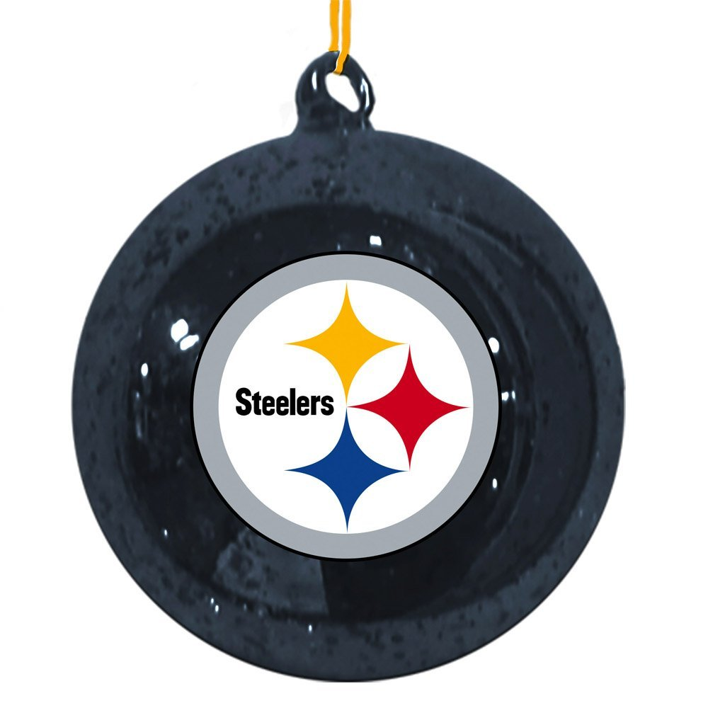 Pittsburgh Steelers Christmas Tree Ornaments