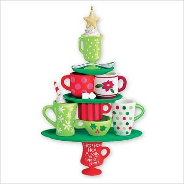 Christmas Tree Ornament Stand
