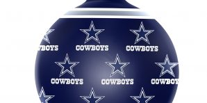 Dallas Cowboys Christmas Tree Ornaments