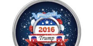 Donald Trump Christmas Ornaments