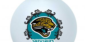 Jacksonville Jaguars Christmas Tree Ornaments