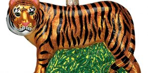Wild Animal Christmas Ornaments